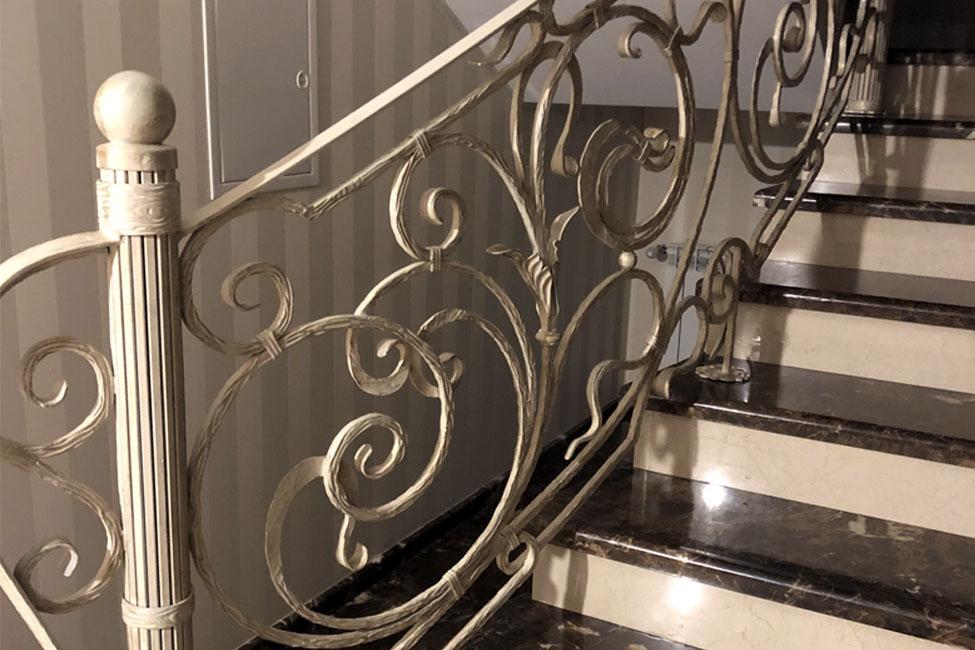 Balustrade-scari-din-fier-forjat